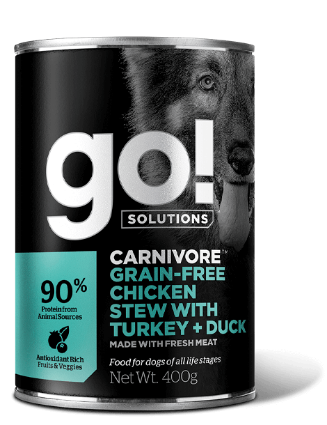 GO! SOLUTIONS CARNIVORE CTD