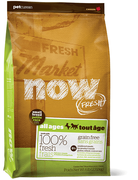 Bag of NOW FRESH Small Breed All Life Stages
