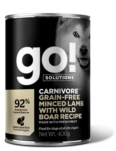 GO! SOLUTIONS CARNIVORE Lamb Board