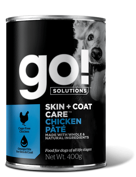 GO! SOLUTIONS SKIN + COAT CARE Chicken Pate