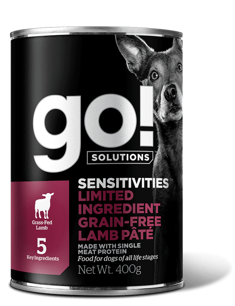 GO! SOLUTIONS SENSITIVITIES Lamb Pate